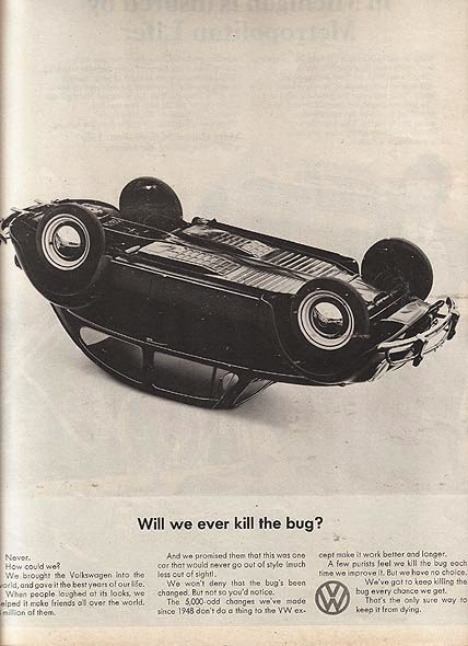 Will we ever kill the bug